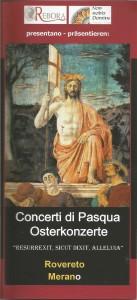 concerto pasqua